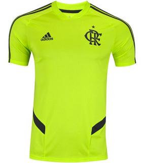 Camisa De Treino Do Flamengo 2019 / 2020 Verde