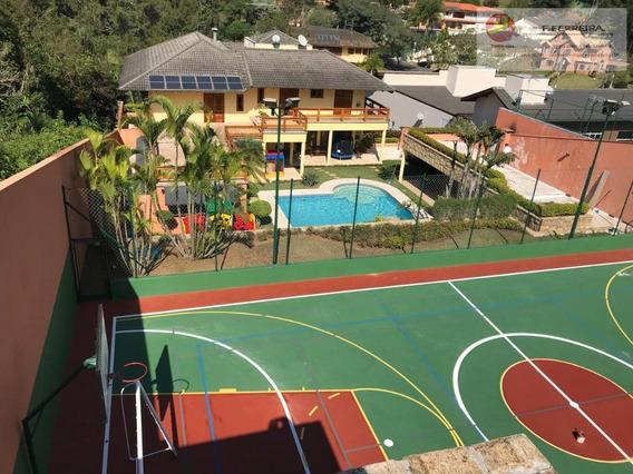 Casa Residencial À Venda, Jardim Europa, Itapecerica Da Serra. - Ca0205