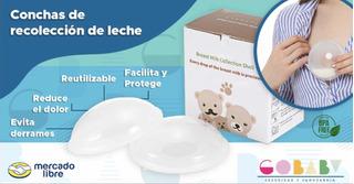 Conchas Recolectoras De Leche Materna