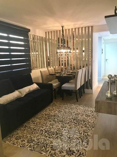Imagem 1 de 14 de Apartamento Com 55m² Vila Curuçá - 1033-10853
