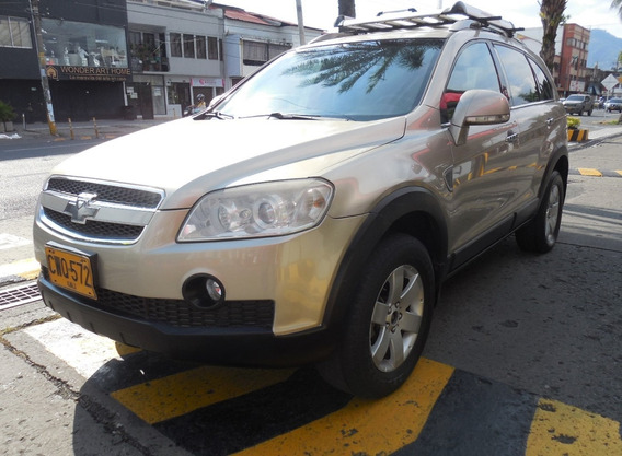 Chevrolet Captiva 3.2 At 2010