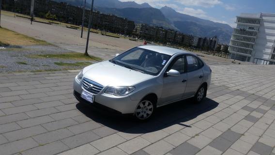 Hyundai Elantra 2010 Oportunidad Por Viaje !revision 2019!ok