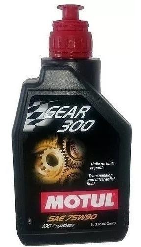 Gear 300 75w90-100% Sintético-motul