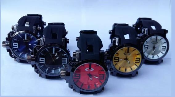 Relógio Masculino Gearbox Titanium Promoção Pronta Entrega