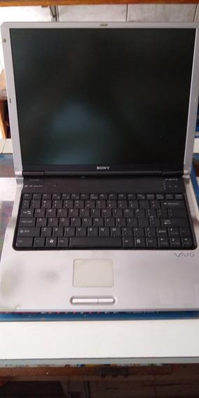 Notebook Sony Vaio Modelo-pcg 5a1l
