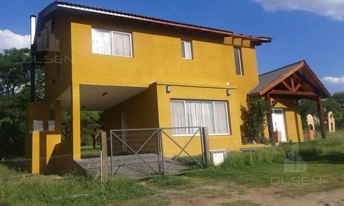 Casa En Venta-villa Gral. Belgrano-¡vivi Como Te Mereces!hermosa Casa 3 Dorm En Country Los Molles