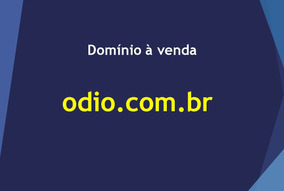 Domínio Odio.com.br