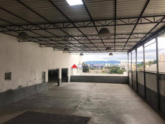 Galpão À Venda, 150 M² Por R$ 1.260.000,00 - Jaguaré - São Paulo/sp - Ga0207