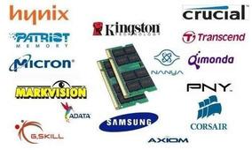 Memoria 1gb Ddr2 667 Mhz P/ Notebook E Netbook Varias Marcas