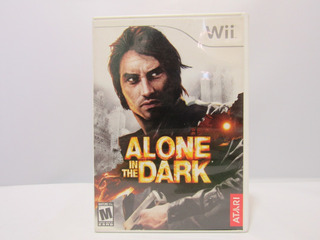 Alone In The Dark - Wii ¡fisico-usado!