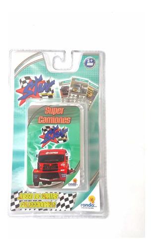 Cartas Super Triumph Star Collection Original