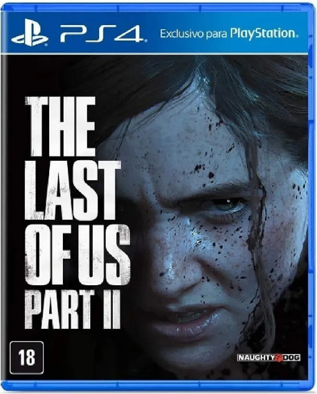 The Last Of Us 2 Ps4 Mídia Física Novo Pronta Entrega