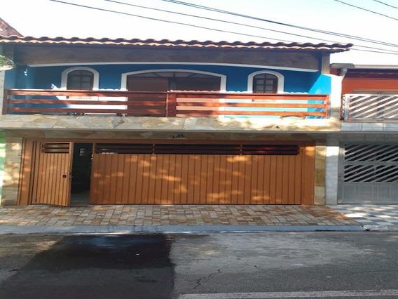 Sobrado, Jd. Santo Antonio , Osasco, 4 Dorm, 1 Suite, 2 Vagas - 6457