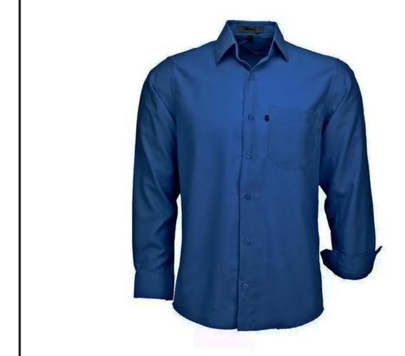 Camisa Social - Microfibra - Pronta Entrega Não Amassa