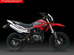 Moto Thunder Trs250sm 250cc Negro/ Rojo Año 2018