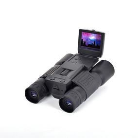 Binóculo Câmera Digital, Zoom 12 X , Tela Lcd, Filma, Foto.