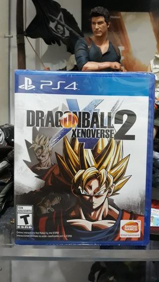 Jogo Dragon Ball Xenoverse 2 Em Português Novo