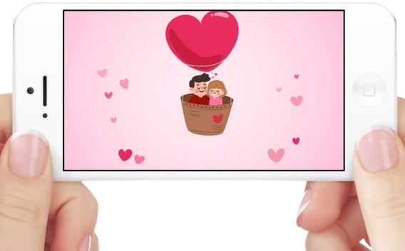 Video Animación Amor Novios Aniversario Especial