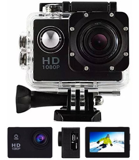 Câmera De Vídeo Digital 1080 P Hd À Prova D