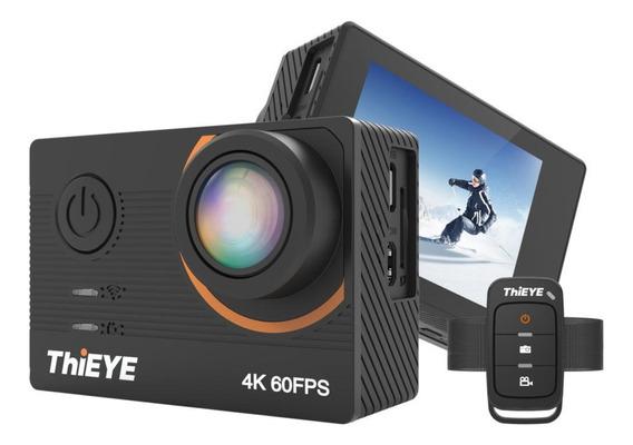 Camera De Ação Thieye T5 Pro 4k 60fps Eis 20mp Prova De Água
