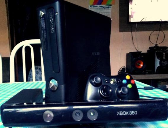 Xbox 360 Desbloqueado Lt+3.0 Com Kinect E Hd 500gb