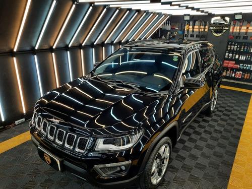 Imagem 1 de 12 de Jeep Compass Longitude Diesel 4x4 C/ Teto Solar Panorâmico