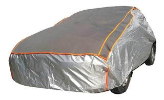 SM Funda Cubierta Protector Impermeable para EL Coche 400x160x120 cm