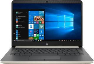 Laptop Hp 14 14-cf0006dx Intel Core I3 4gb 128gb Ssd