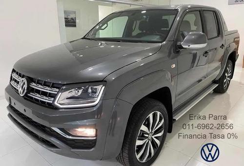 Volkswagen Amarok 3.0 V6 Extreme Patenta 2021 0km Tasa 0% 19