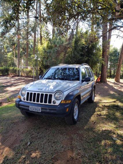 Jeep Cherokee 2006 3.7 Sport Aut. 5p Blindada