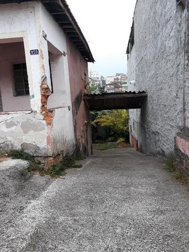 Imagem 1 de 6 de Terreno Residencial À Venda, Jardim Calux, São Bernardo Do Campo. - Te4060