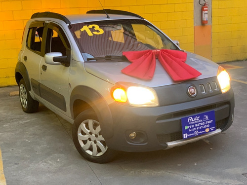Fiat Uno Way 1.0 2013 Completo