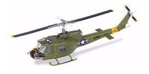 Miniatura Helicóptero Bell Uh1 Iroquois Escala1:72 Lacrado !