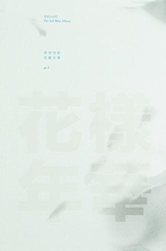 Bts In The Mood For Love Pt.1 (3rd Mini Album) Cd Import