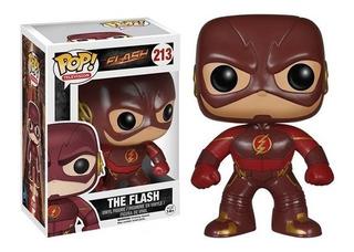 Funko Pop The Flash The Flash 213 Nuevo Vdgmrs