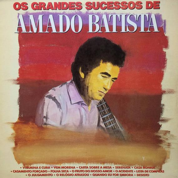 Lp Amado Batista ( Os Grandes Sucessos )
