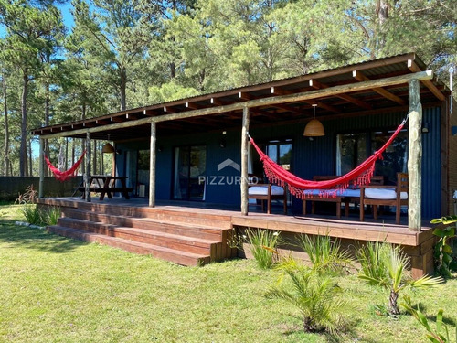 Casa Alquiler Invernal O Temporal Punta Ballena Lussich 2 Dorm 2 Baños - Ref: 295