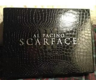 Dvd Scarface Deluxe / Caracortada De Coleccion.