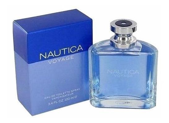 Perfume Nautica Voyage Masculino 100ml Edt - 100% Original