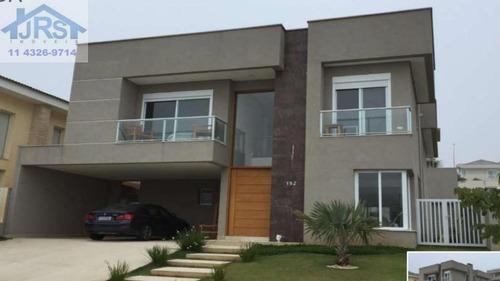Imagem 1 de 7 de Sobrado Com 4 Dormitórios À Venda, 450 M² Por R$ 2.490.000,00 - Alphaville - Santana De Parnaíba/sp - So0461