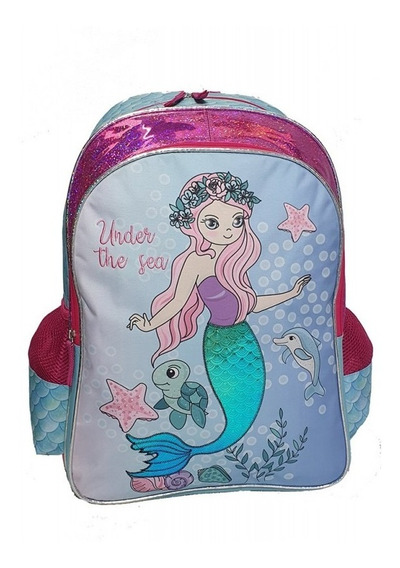 Mochila Espalda Under The Sea 18