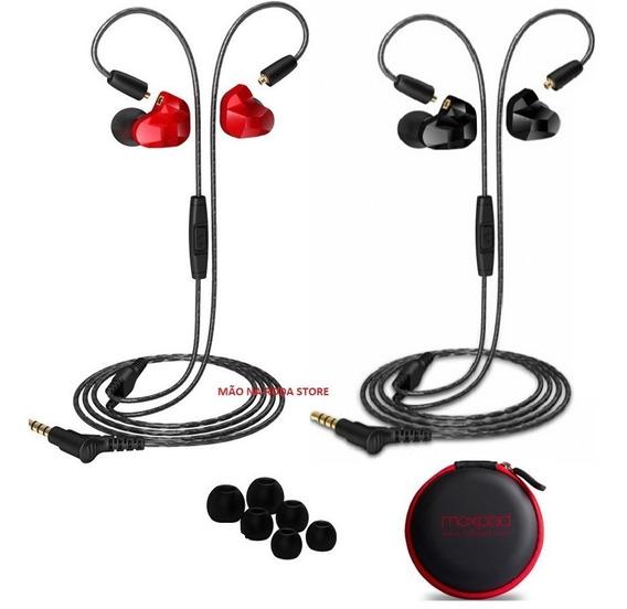 Fone In Ear Moxpad X9 Retorno Palco Esporte Profissional 17