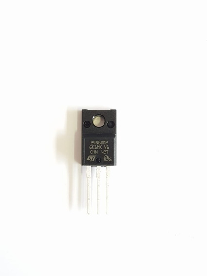 Transistor Stf24n60m2 Power Mosfet