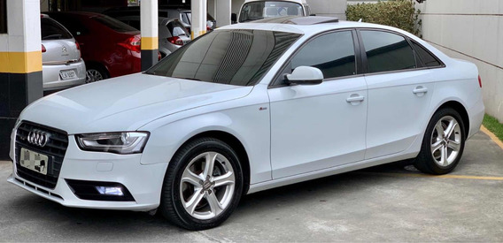 Audi A4 2.0 Tfsi Attraction Multitronic 4p 2014