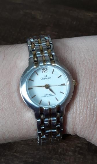 Relógio Champion Feminino Pequeno - Ca 28083