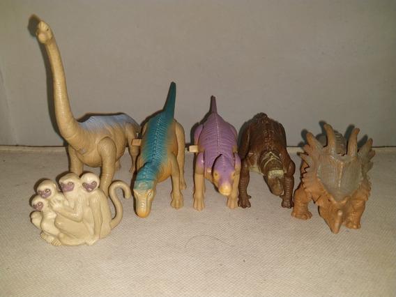 Lote Figuras Dinosaurio Disney 2000 Leer Descripción