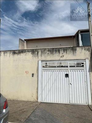 Sobrado Com 3 Dormitórios À Venda, 185 M² Por R$ 450.000 - Jardim Quaresmeira Ii - Suzano/sp - So0125