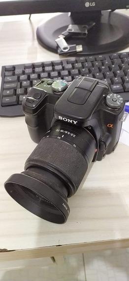 Câmera Sony Alpha A 100
