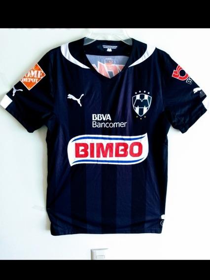 Jersey Equipo Rayados Del Monterrey, No Es Clon