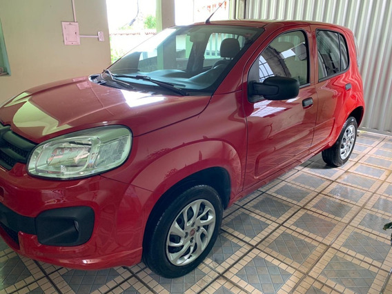 Uno Attractive 1.0 Flex - 17.400 Km - 2017/17 - Completo